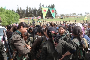 kobane women fighters 3