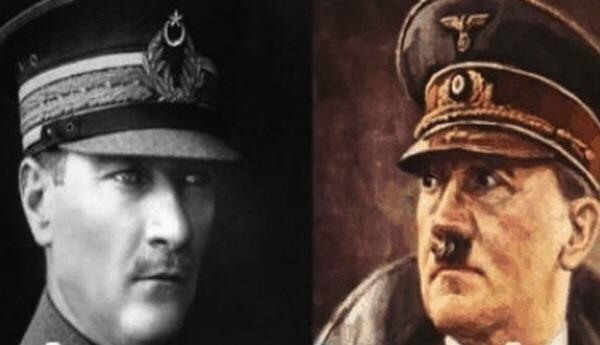 Αποτέλεσμα εικόνας για Κεμάλ Χίτλερ