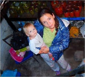 donbass children