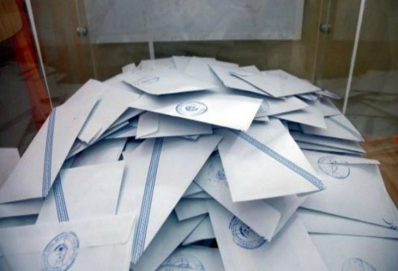 Τελικά αποτελέσματα για τον Νομό Εβρου του Δημοψηφίσματος