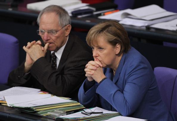 Merkel Declares On Nuclear Energy And Japan Disaster