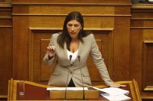 Κυρία Κωνσταντοπούλου, είναι ανεπίτρεπτο τύποι με καταχωνιασμένες δικογραφίες να κουνάνε (ακόμα) το δάχτυλο στον Ελληνικό λαό.