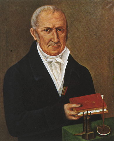 Alessandro-Volta Ο Αλεσάντρο Βόλτα (Ιταλ.: Alessandro Giuseppe Antonio Anastasio Volta) (18 Φεβρουαρίου 1745 - 5 Μαρτίου 1827) ήταν Ιταλός φυσικός, ο οποίος έγινε κυρίως γνωστός για την εφεύρεση της ηλεκτρικής μπαταρίας το 1800.