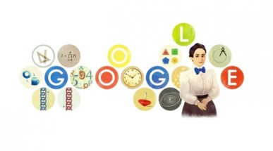 Έμμυ Ναίτερ: 113 χρόνια από τη γέννησή της γνωστής μαθηματικού emmy-noethers-133rd-birthday_ 639_355 Η Έμμυ Ναίτερ (Amalie Emmy Noether) γεννήθηκε στις 23 Μαρτίου 1882 και πέθανε στις 14 Απριλίου 1935. Ήταν μία πολύ σημαντική Γερμανίδα μαθηματικός γνωστή για την πρωτοποριακή συμβολή της στην αφηρημένη άλγεβρα και τη θεωρητική φυσική.
