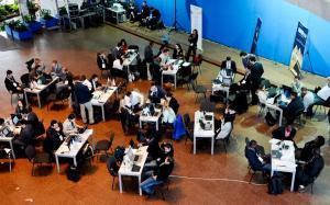 «Οι Ελληνες νέοι επιχειρηματίες έχουν ικανότητες, ιδέες, διάθεση», λέει ο κ. Ηλιόπουλος, ερευνητής του Ινστιτούτου Αγροτικής Οικονομίας και Πολιτικής.
