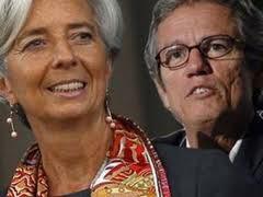 ΑΠΟΚΑΛΥΨΗ: Ο Μπατίστα (ΔΝΤ) έκανε συνειδητά την παρέμβαση - βόμβα για να αφοπλίσει Λαγκάρντ και Σόιμπλε.