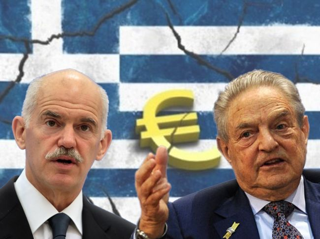 soros papandreou