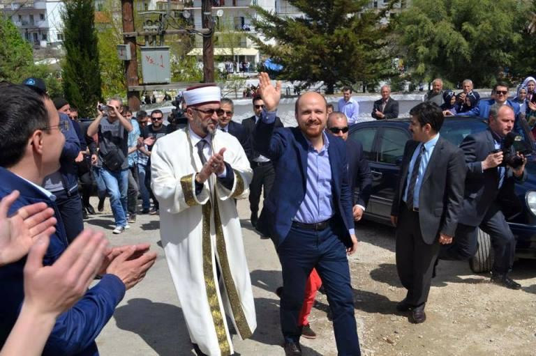Bilal Recep Tayyip Erdoğan THRACE THRAKI (4)