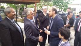 ο πρόεδρος καπνοπαραγωγών Εσάτ Χουσείν