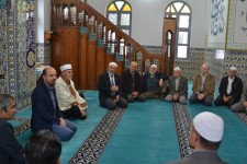 στο Εσκί τζαμί της Κομοτηνής
