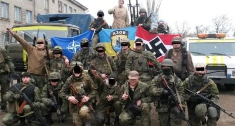nazi oukrania