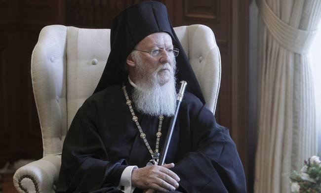 """Το Χριστουγενιάτικο μήνυμα του Πατριάρχη Βαρθολομαίος: """"Ακόμη και ο Χριστός υπήρξε πρόσφυγας..."""""""