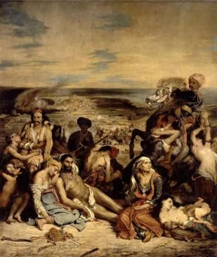 Η καταστροφή της Χίου - 30 Μαρτίου 1822