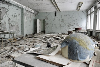 CHERNOBYL 30 YEARS ON (1)