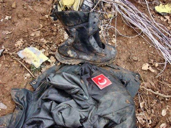 turkey ah 1w super cobra which was shot down by pkk 1
