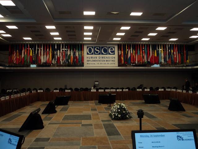 Ιστορική παρέμβαση στην Συνδιάσκεψη του ΟΑΣΕ: Αυτονομία στη Βόρειο Ήπειρο για να προστατευθεί ο Ελληνισμός!
