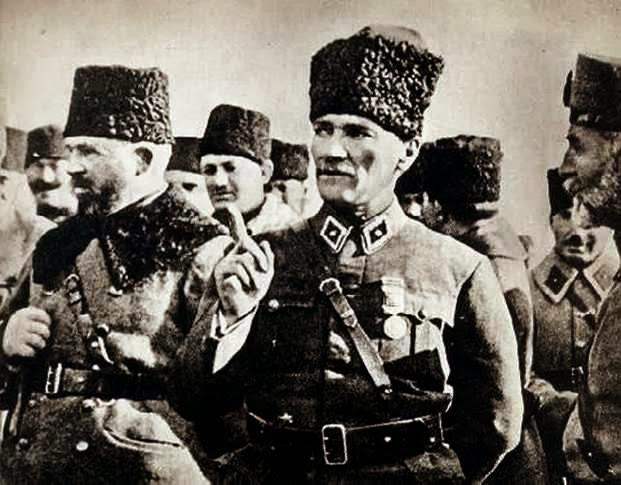 Αποτέλεσμα εικόνας για μουσταφά κεμάλ ατατούρκ οθωμανός