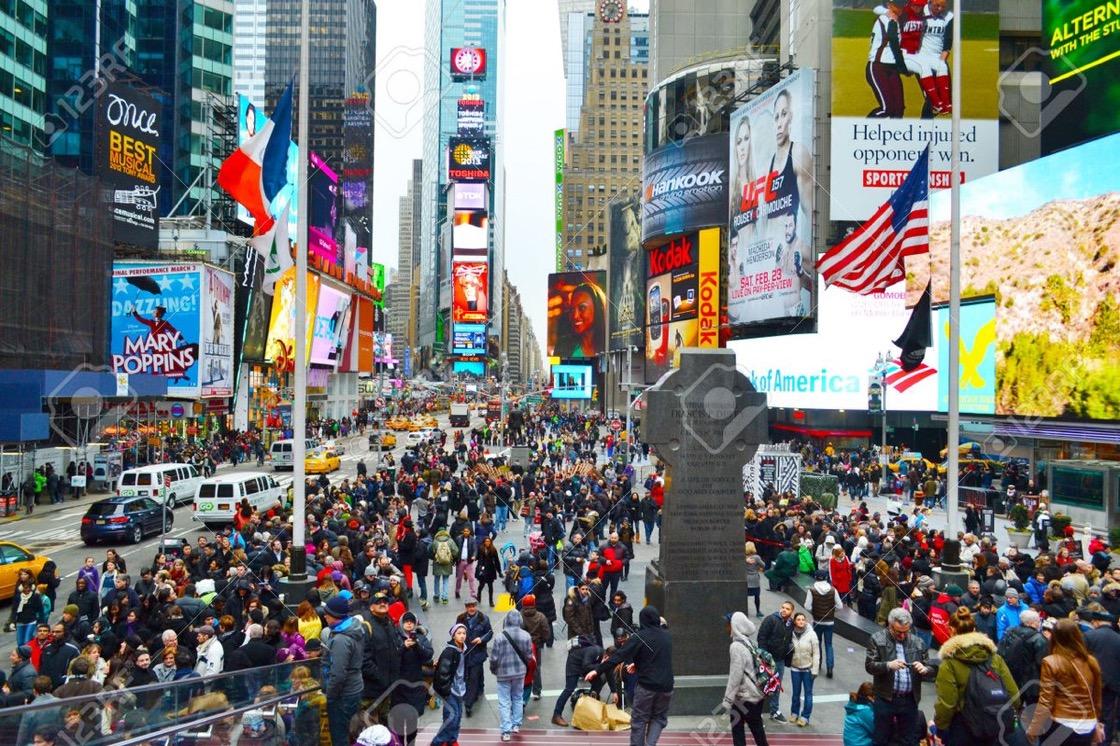Timessquare for B b new york centro