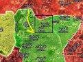 Ο Συριακός Στρατός έσπασε τις γραμμές άμυνας του ISIS και απελευθέρωσε την πλατεία Baidin-and-badin