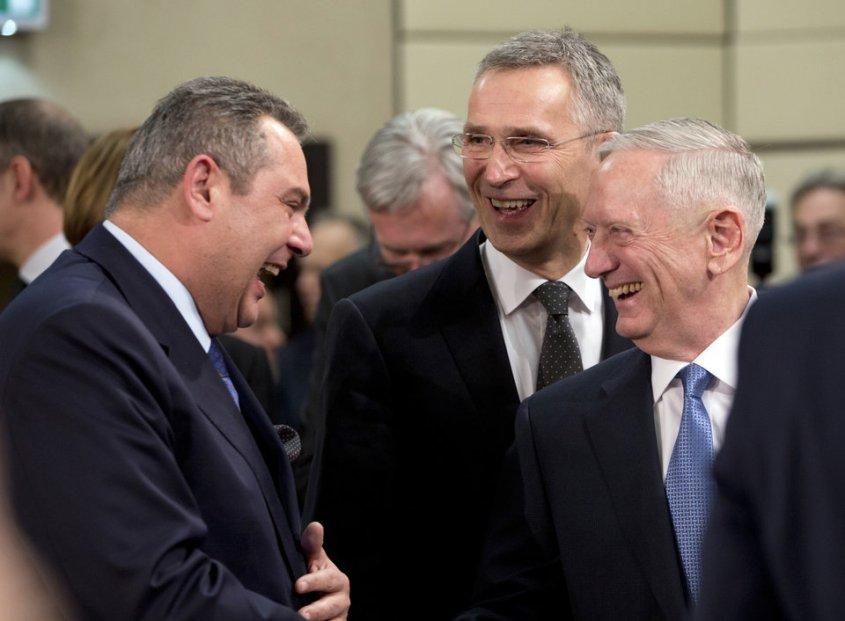 Belgium NATO US Defense