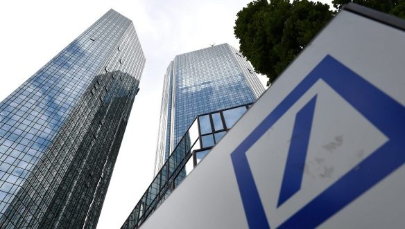 Deutsche Bank plans 5.4-billion-dollar bond buy back