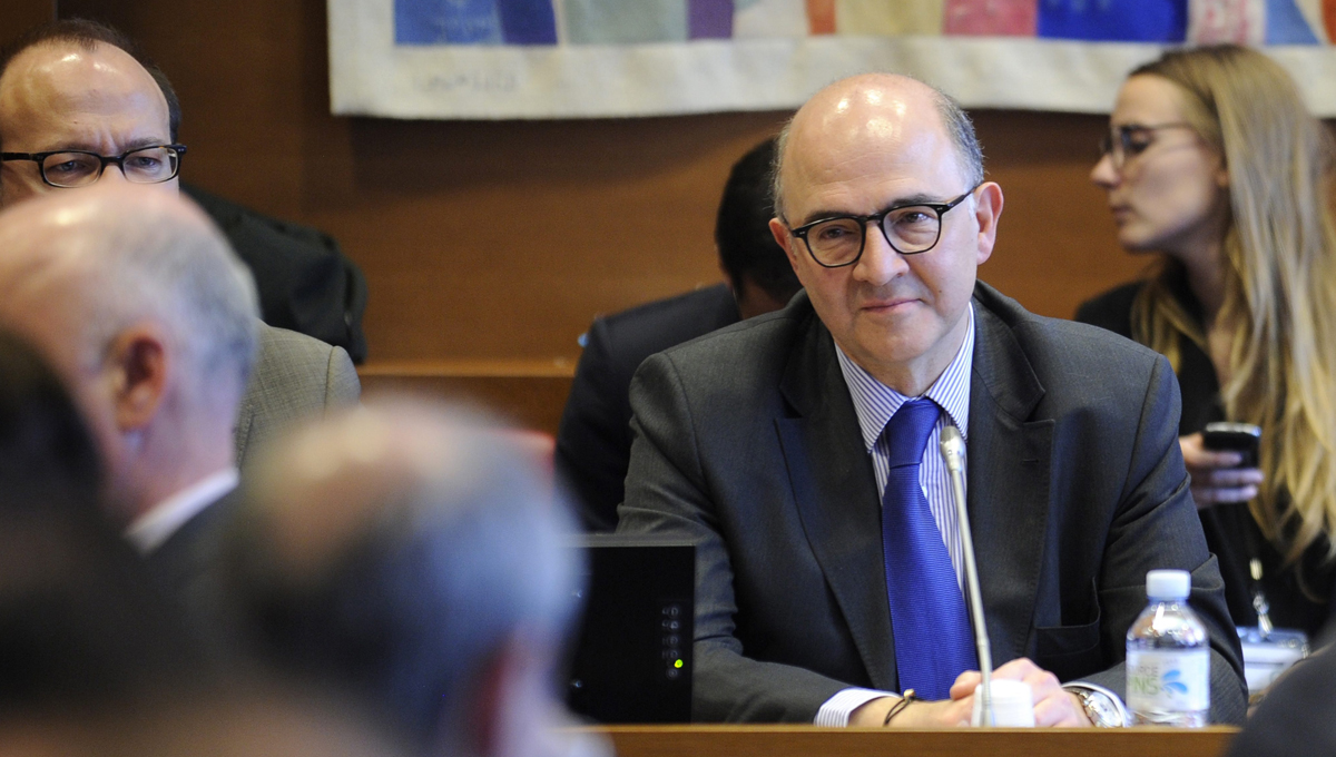 Pierre Moscovici hearing by the Financial commission