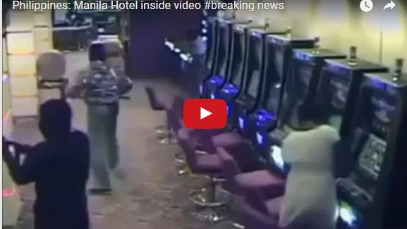 Εικόνες σοκ στις Φιλιππίνες! Οι Τζιχαντιστές αιματοκύλησαν μεγάλο ξενοδοχείο! Δεκάδες τραυματίες