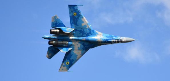 Suchoi-Su-27