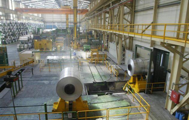 Πήρε για τα καλά εμπρός η ατμομηχανή  της ελληνικής βιομηχανίας – Αύξηση εργασιών 10,3%