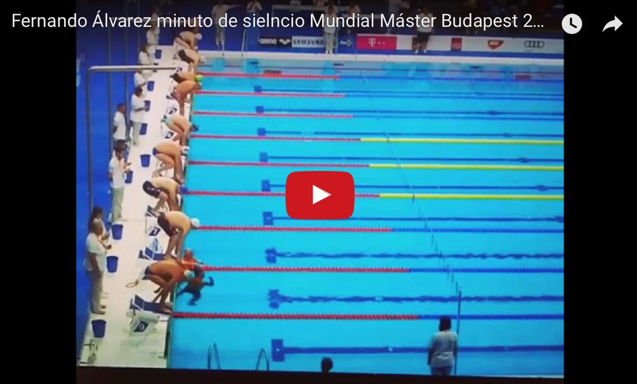 Ισπανός κολυμβητής αρνήθηκε να αγωνιστεί κρατώντας μόνος του ενός λεπτού σιγή για τα θύματα στη Βαρκελώνη