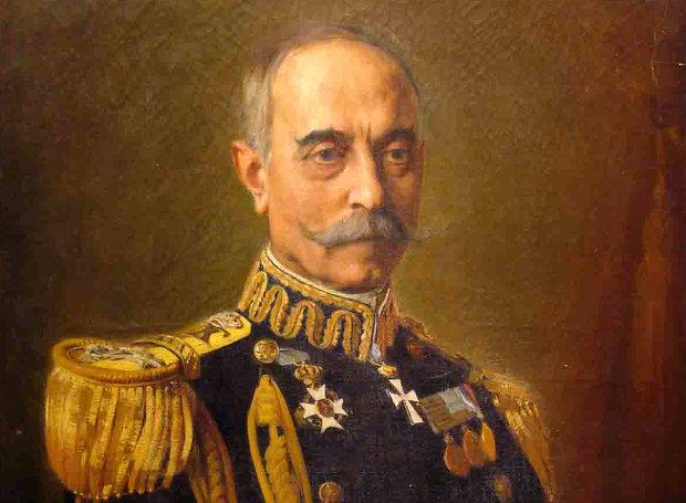 Σαν σήμερα πέθανε ο τρόμος των Τούρκων Ναύαρχος Π. Κουντουριώτης!