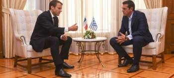 Ο Τσιπρας παει στη ΔΕΘ με τα ωφέλη της επίσκεψης Μακρον ενώ ο Μητσοτακης τρώγεται ακόμη με τους βουλευτές του