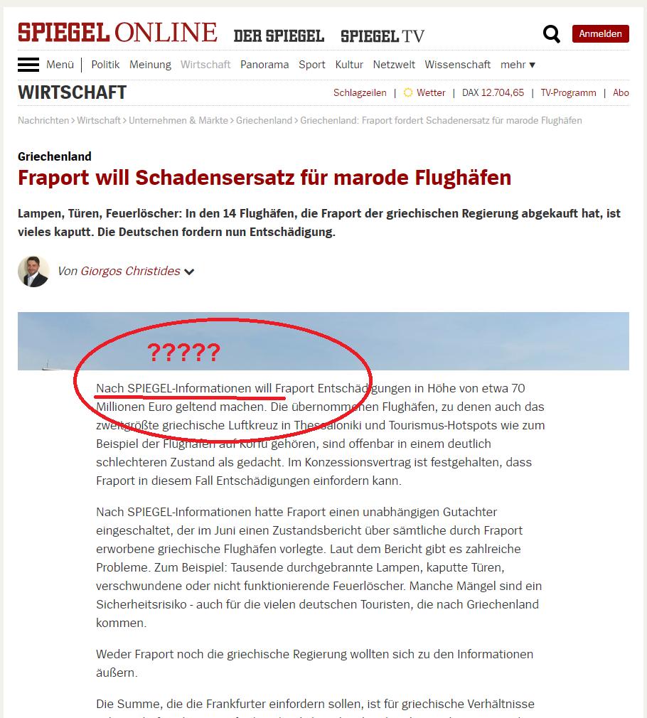 Fakenews spiegel 70 for Spiegel olympia