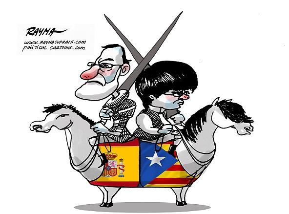 cartoon catalunia monomahia
