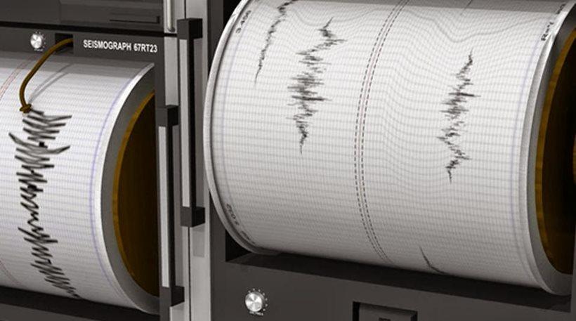 Ισχυρός σεισμός τώρα αισθητος στην Αθηνά