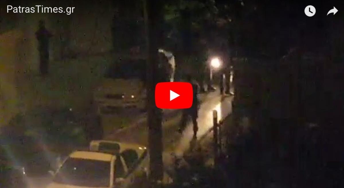 Αν ειναι δυνατόν! Πάτρα: Άνδρας ξυλοκόπησε την συζυγο του στη μέση του δρόμου!