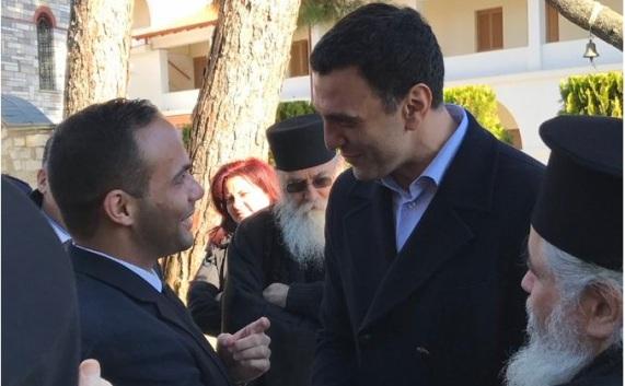 Αποτέλεσμα εικόνας για Τζορτζ Παπαδόπουλος πρώην σύμβουλος