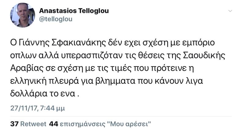 ΤΕΛΛΟΓΛΟΥ ΣΦΑΚΙΑΝΑΚΗΣ