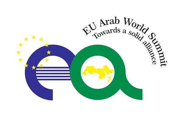 logo eu arab summit