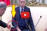 ΒΙΝΤΕΟ-Το ραβασάκι του Τούρκου αρχηγού των ΕΔ στον Ερντογάν όταν μιλούσε ο Παυλόπουλος!