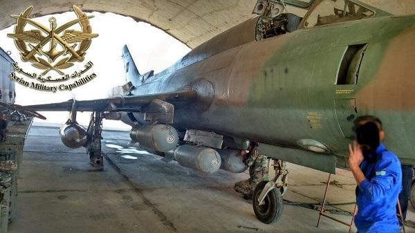 syrian aircraft