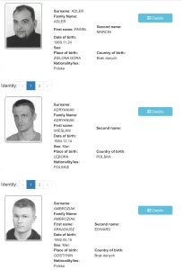 POLAND LIST SEX OFFENDERS