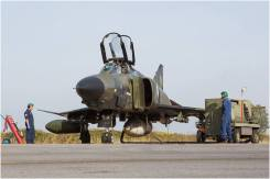 Hellenic Air Force F-4E Phantom II General Electric J-79 turbojet engines with afterburners (11)