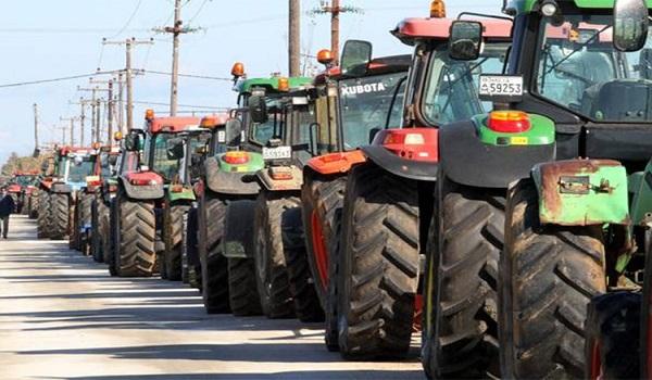 Αποτέλεσμα εικόνας για Σε κινητοποιήσεις προχωρούν από τη Δευτέρα οι αγρότες