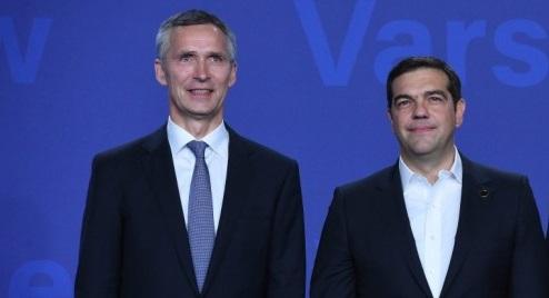 tsipras stoltenberg