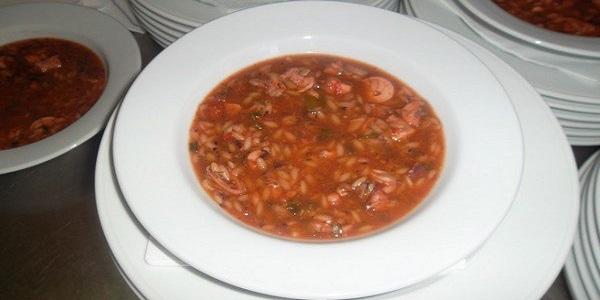 Αγιορείτικες σαρακοστιανές συνταγές: Χταποδόσουπα