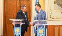 Υπογραφή Συμφώνου Αμυντικής Συνεργασίας μεταξύ Ελλάδος & Ρουμανίας 4