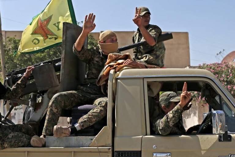Πλήρης ανατροπή: Κουρδικά αντίποινα για την Αφρίν εντός τουρκικού εδάφους