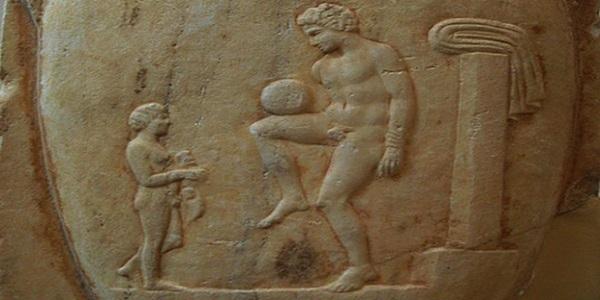 Επίσκυρος: (Και) το ποδόσφαιρο επινοήθηκε στην Αρχαία Ελλάδα