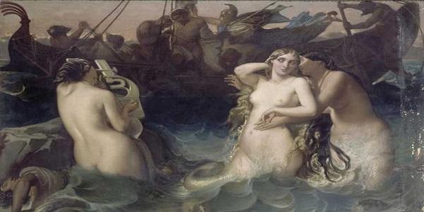 Η μυθική σειρήνα Παρθενόπη και η σχέση της με την πόλη Νάπολη της Ιταλίας